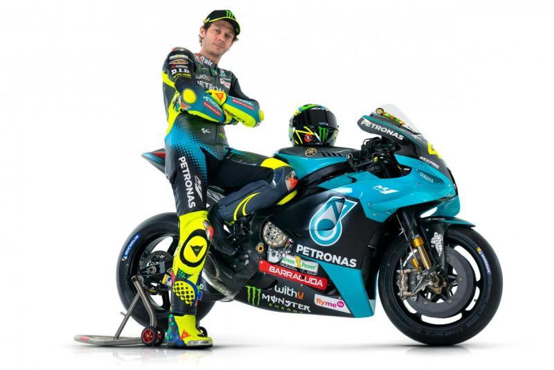 Valentino Rossi dengan tim satelit Petronas Yamaha Srt, penentuan dalam 6-7 race awal. (Foto: yamaha)