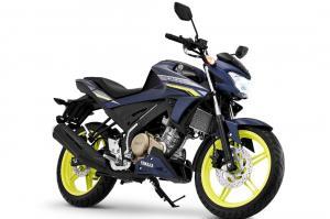 Yamaha memperkenalkan Vixion warna Matte Blue yang kian menonjolkan karakter sporty