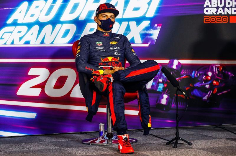 Max Verstappen (Belanda/Red Bull), kini jelas masuk radar Mercedes ke musim 2022. (Foto: redbull)