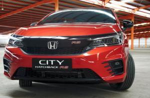 Tampilan sporty dan keren Honda City Hatchback RS yang bisa gantikan Jazz yang digandrungi anak muda