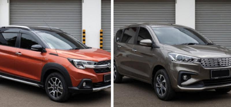 All New Ertiga dan XL7 menjadi duo penyumbang ekspor Suzuki terbesar tahun lalu. (foto : suzuki)