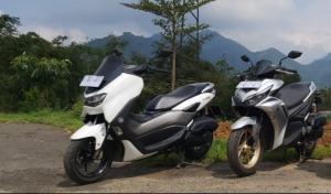 Maxi Yamaha Virtual Touring 2021 menjadi pioneer touring online di Indonesia dengan memanfaatkan aplikasi Y-Connect