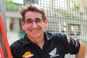Ramon Aurin, kepala mekanik Pol Espargaro di Repsol Honda. (Foto: motogp)