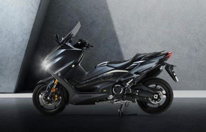 Model Yamaha TMAX 20th Anniversary yang tersedia dalam jumlah sangat terbatas