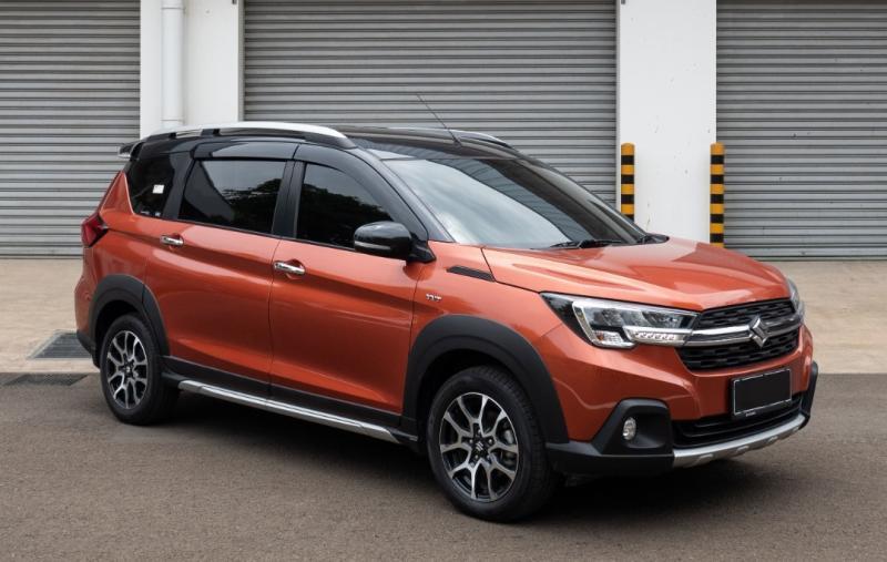 Suzuki XL7, salah satu produk andalan dan juga ekspor PT Suzuki Indomobil Sales