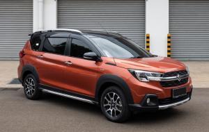 Suzuki XL7, salah satu produk andalan dan juga ekspor dari PT Suzuki Indomobil Sales