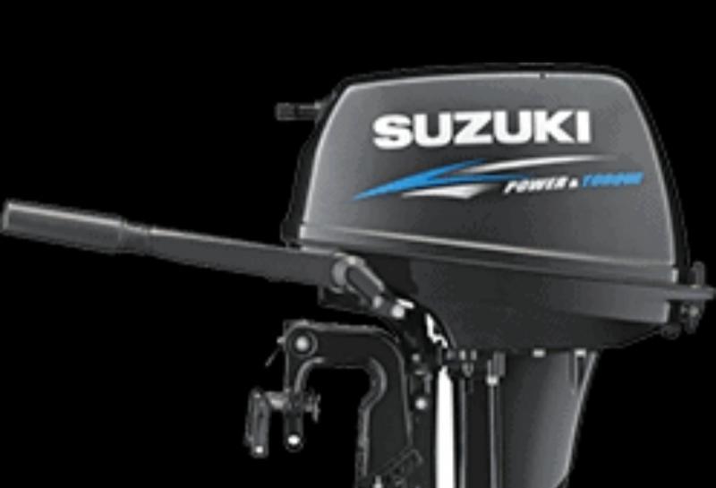 Dia Motor tempel 2-Tak primadona konsumen Suzuki Marine