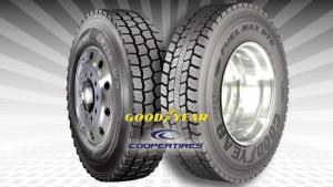 Ilustrasi ban Goodyear, sebuah perusahaan ban asal Amerika yang cukup kompetitif dalam penyediaan ban untuk SUV dan truk di dunia