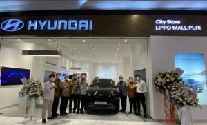 Hyundai City Storeyang berlokasi diLippo Mall Puri, Jl. Puri Indah Raya Blok U 1, Puri Indah CBD, Jakarta Barat