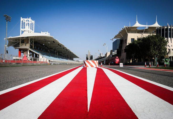 Sirkuit Sakhir di Bahrain, awali gelegar kompetisi F1 2021 mulai besok, Jumat (12/3/2021). (Foto: f1)