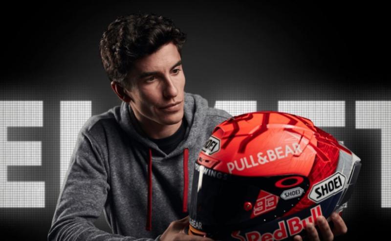 Marc Marquez (Spanyol/Repsol Honda). Siap berlaga? Foto: marcmarquez93)