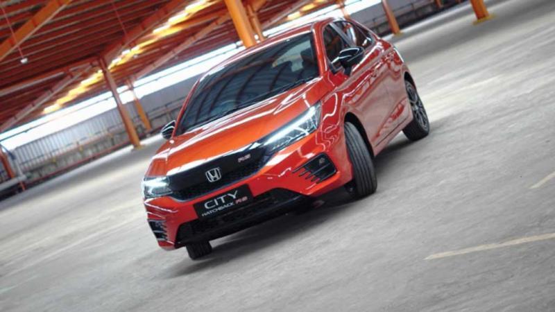 HPM belum putuskan menggelar balap Honda City Hatchback RS One Make Race tahun ini