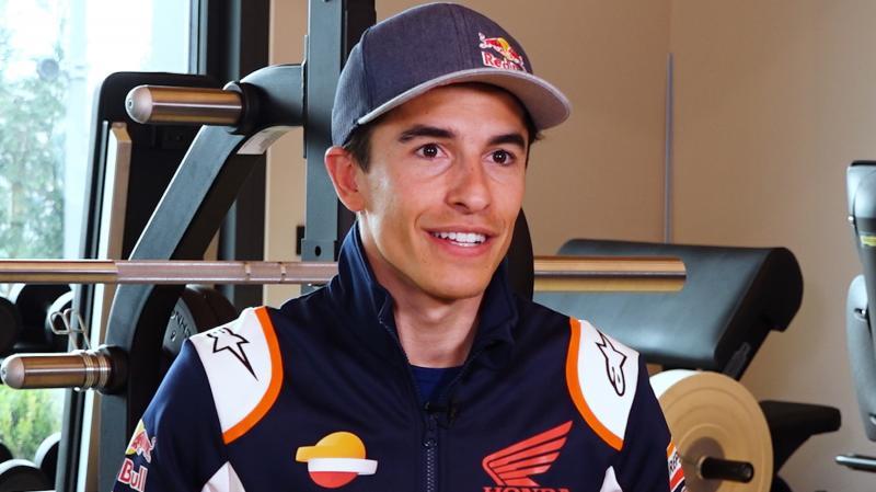 Marc Marquez (Spanyol/Honda) songsong kompetisi 2021 setelah 8 bulan jalani rehabilitasi fisik. (Foto: motogp)