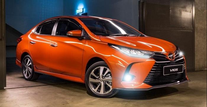 Toyota Vios, sedan Toyota Indonesia yang laris manis setelah mendapat relaksasi pajak PPnBM 0%