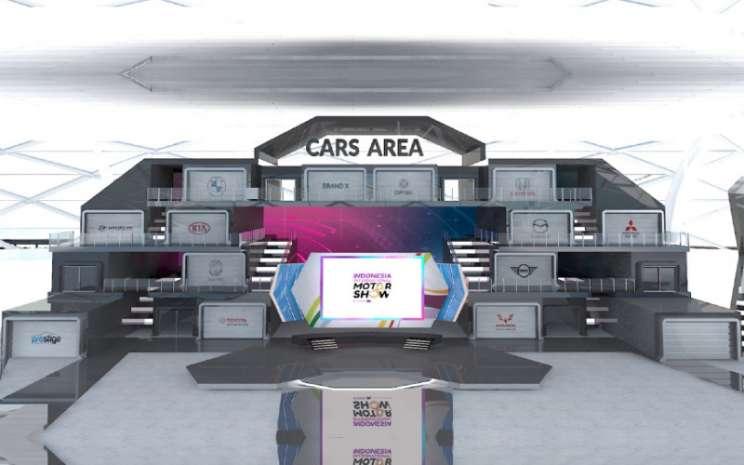 IIMS Virtual 2021 Phase 2 yang diselenggarakan dengan inovasi teknologi yang menguhubungkan brand otomotif dan aftermarket dengan para pecinta otomotif Tanah Air