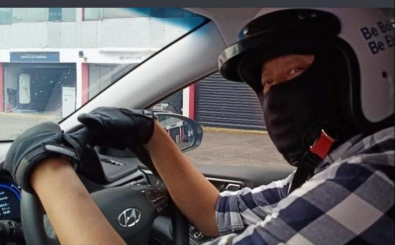 Mobilinanews.com menjajal Hyundai KONA electric di Sentul International Circuit Bogor, Jumat kemarin