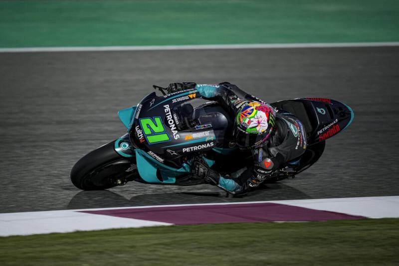 Franco Morbidelli (Italia/Petronas Yamaha Srt), pembalap satelit yang lagi-lagi akan menjadi lawan tangguh joki pabrikan. (Foto: ruetir)