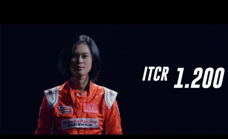 Canya Prasetyo, dikontrak tim Honda Racing Indonesia untuk balap mobil ISSOM dan slalom
