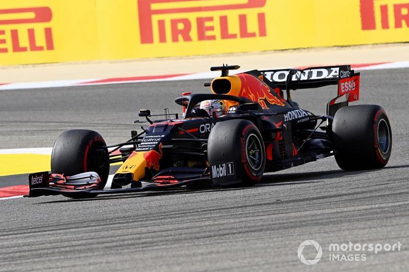 Max Verstappen (Belanda/Red Bull) lanjutkan tren positif dari sesi tes pra musim ke FP1 GP Bahrain. (Foto: motorsport)