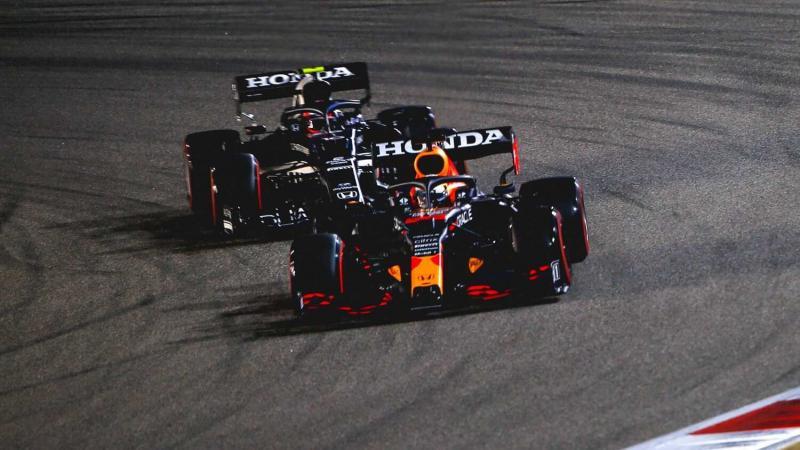 Honda tak hanya kuat bersama Red Bull tapi juga dengan tim AlphaTauri. (Foto: hondaf1)