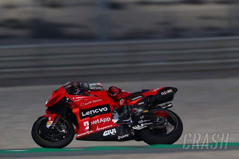Jack Miller (Australia/Ducati) buka jalan mulus ke sesi Q2. (Foto: crash)