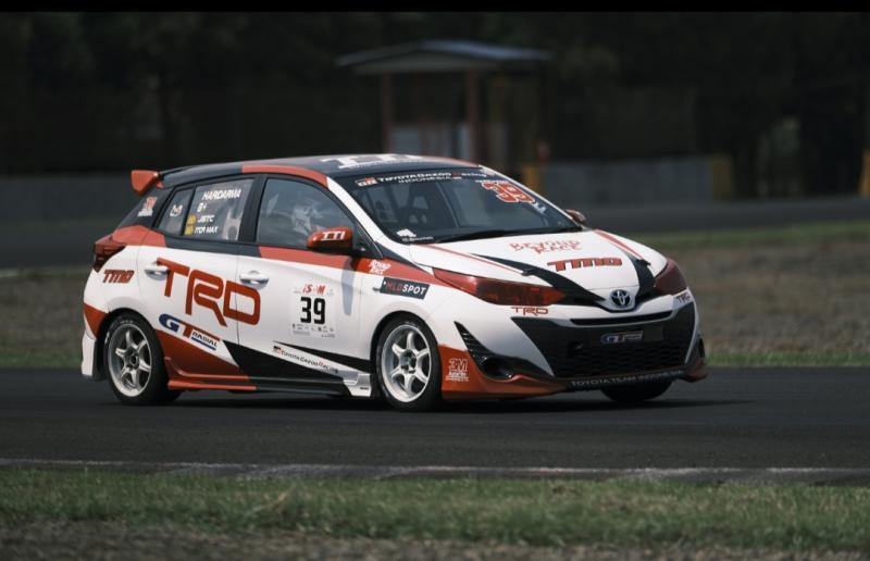 Haridarma Manoppo raih podium kedua ITCR Max ISSOM 2021 round 1