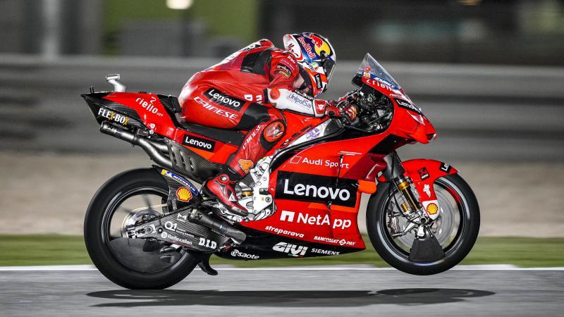 Francesco Bagnaia (Italia/Ducati), saatnya incar kemenangan perdana di kelas primer.  (Foto: ducaticorse)