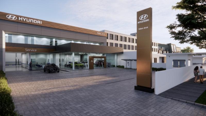 Hyundai Kebon Jeruk perkuat kehadiran brand Hyundai di Jakarta Barat