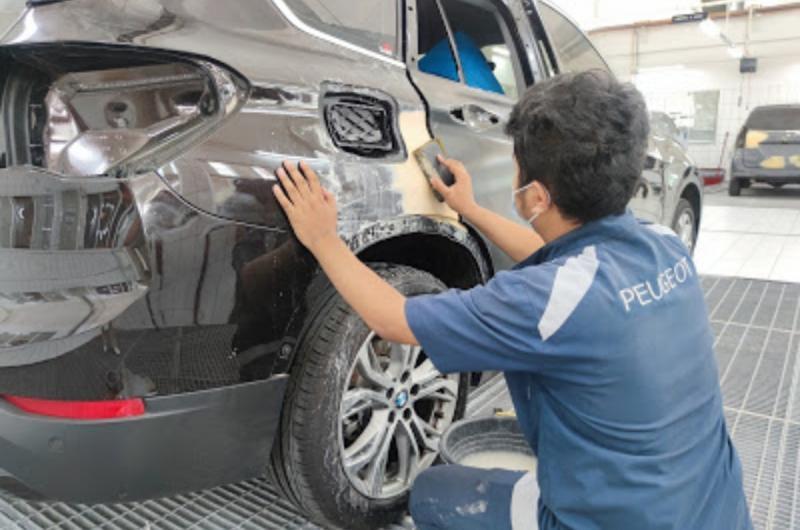 Manfaatkan semaksimal mungkin layanan Body & Paint Astra Peugeot untuk mobil kesayangan Anda.