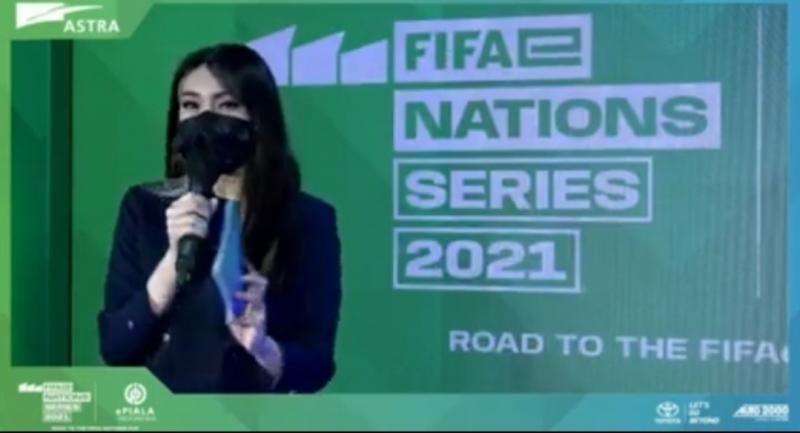 Auto2000 sponsor resmi turnamen ePiala Indonesia 2021 khusus sepak bola oleh PSSI.