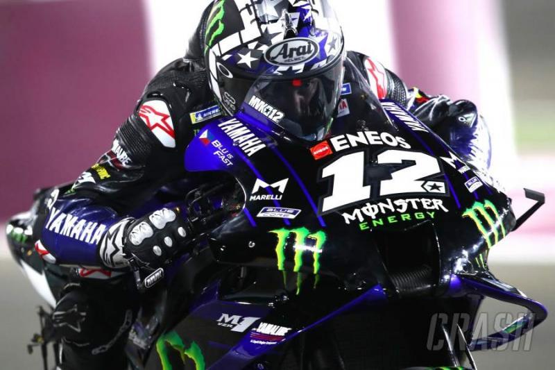 Maverick Vinales (Spanyol/Yamaha). (Foto: crash)