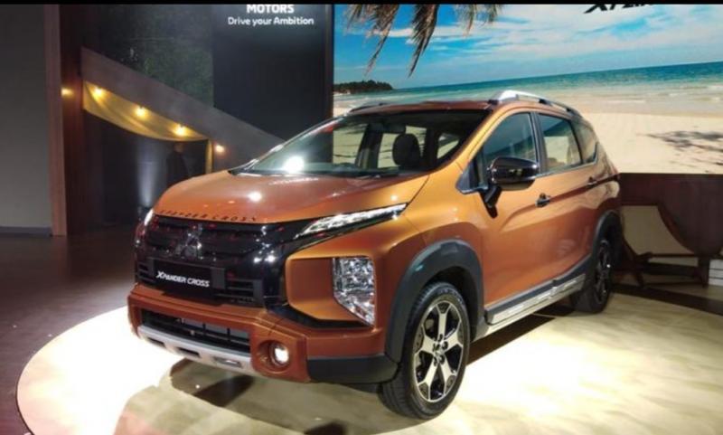 Mitsubishi Xpander Cross berkontribusi signifikan terhadap penjualan Mitsubishi