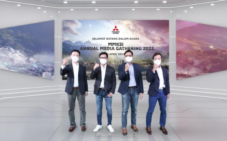 Empat hal yang akan diimplementasikan Mitsubishi pada 2021