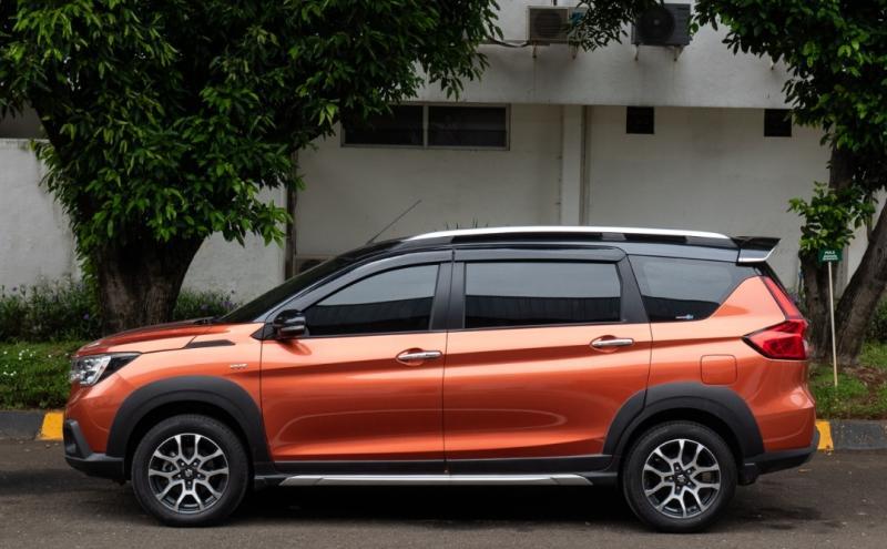 Suzuki XL masih menjadi andalan PT SIS di segmen MPV