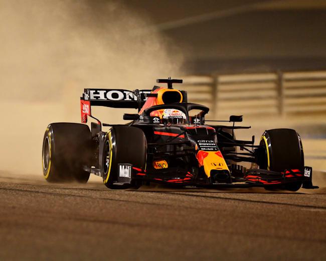RB16B besutan Max Verstappen, bawa perangkat baru istimewa ke Imola pekan depan. (Foto: redbull)