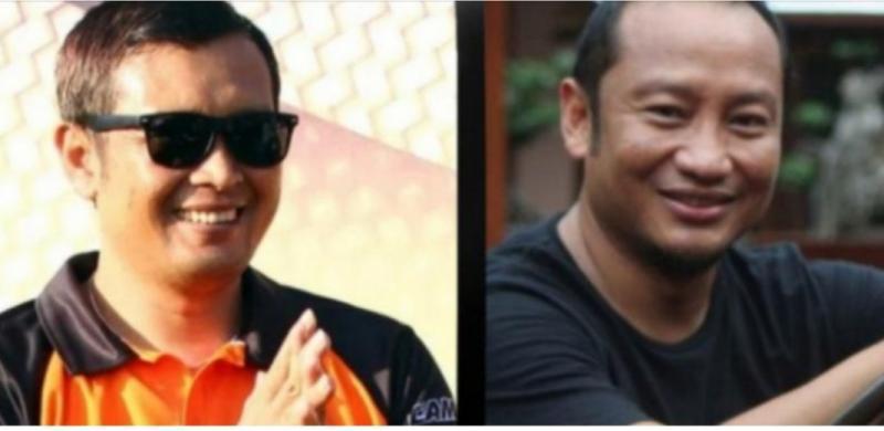 Dua kandidat Ketum IMI Jateng periode 2021-2024 : Frits Yohanes (kiri) dan Wasono Nugroho. (foto : kolase)
