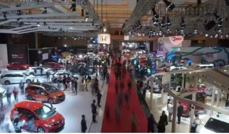 IIMS Hybrid 2021 akan diselenggarakan di JI-Expo Kemayoran, Jakarta, 15-25 April 2021. (foto : iims)