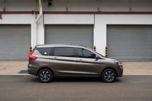 Model Suzuki New Ertiga yang menjadi salah satu MPV yang banyak diminati konsumen Indonesia sebaga mobil keluarga
