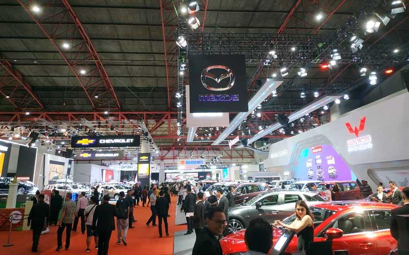 Pameran IIMS dalam masa normal yang menyedot banyak pengunjung berdampak dalam memajukan industri otomotif