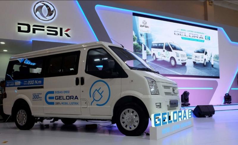 DFSK Gelora akan mengisi line up booth DFSK di Hall A7 IIMS Hybrid 2021, JI-Expo Kemayoran