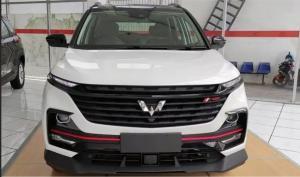 Wuling Almaz RS yang menggendong teknologi canggih ADAS salah satu line up di IIMS Hybrid 2021