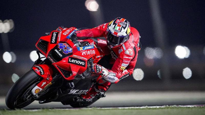 Jack Miller (Australia/Ducati) belum fit 100% ke GP Portugal. (Foto: ist)