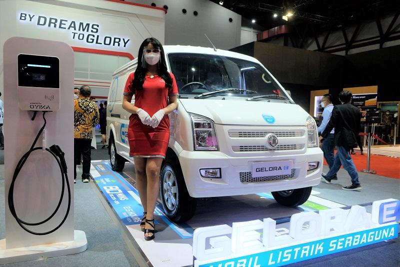 DFSK resmi luncurkan mobil komersial listrik dengan efisiensi yang tinggi