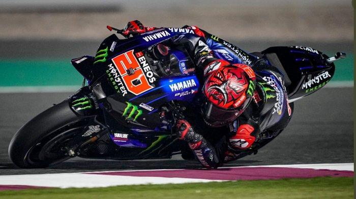Fabio Quartararo (Prancis/Yamaha), menjuarai MotoGP Portugal 2021. (Foto: ist)