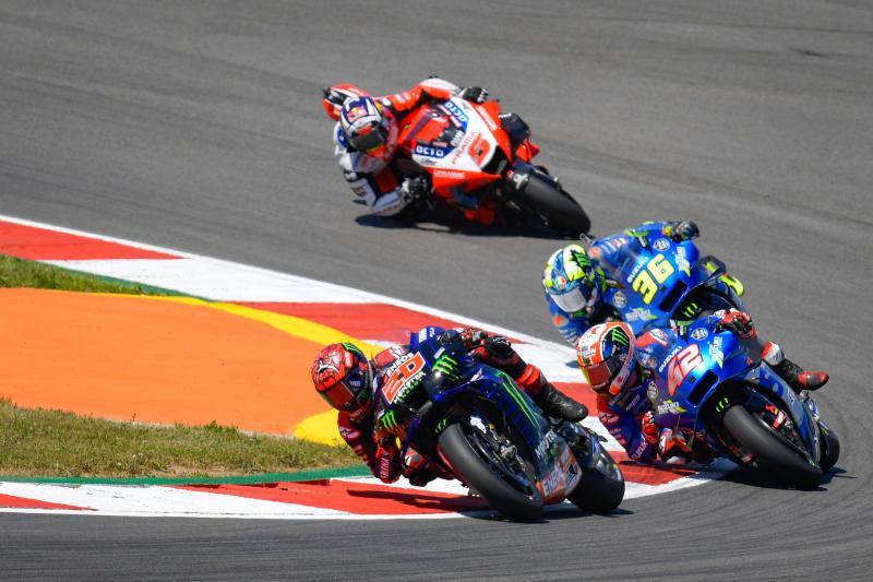 Fabio Quartararo (Prancis/Yamaha), punya M1 yang berkembang pesat dibandingkan musim lalu. (Foto: motogp)