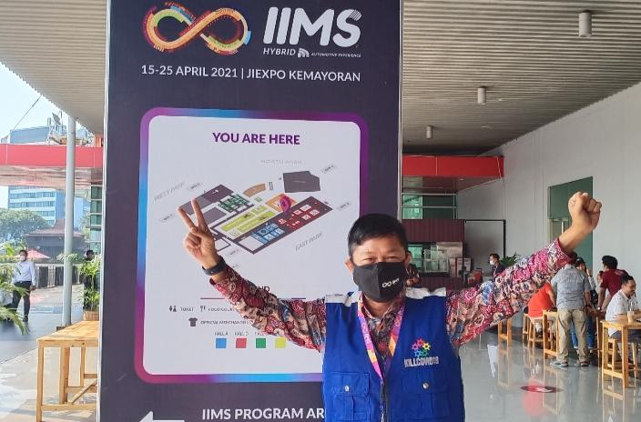 Hendra Noor Saleh sempat menyampaikan kepada manajemen PT Dyandra Promosindo akan mundur sebagai Presiden Direktur jika event IIMS Hybrid 2021 gagal terselenggara