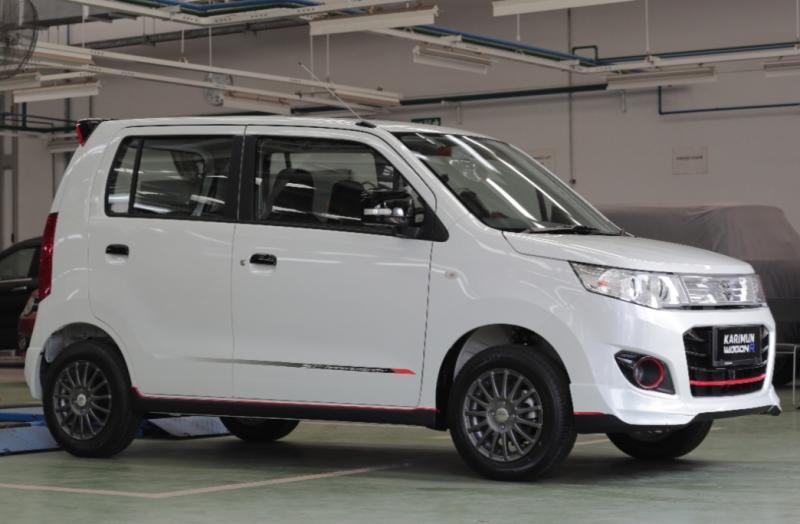 Ekspor Suzuki Karimun Wagon R meningkat pesat di kuartal 1 tahun 2021