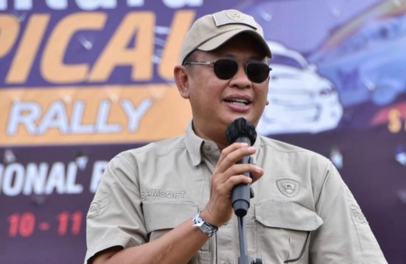 Bamsoet menyebutkan Walikota Medan Bobby Nasution siap hadirkan kembali kejuaraan reli APRC dan WRC ke Medan Sumatera Utara.