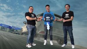 Peluncuran kampanye baru Olx Autos GampangnyaPasti
