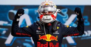 Max Verstappen (Belanda/Red Bull Honda) kini bisa berharap bantuan Sergio Perez (Meksiko) mengganyang Mercedes. (Foto: gpblog)